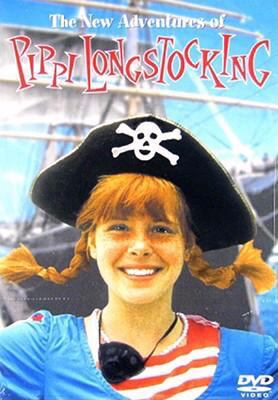 The New Adventures of Pippi Longstocking 9780767861403