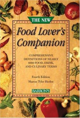 The New Food Lover's Companion 9780764135774
