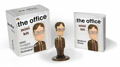 The Office Mini Kit [With Mini Dwight Bobblehead] 9780762442553