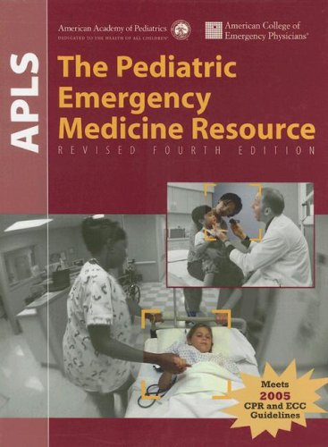 The Pediatric Emergency Medicine Resource 9780763744144
