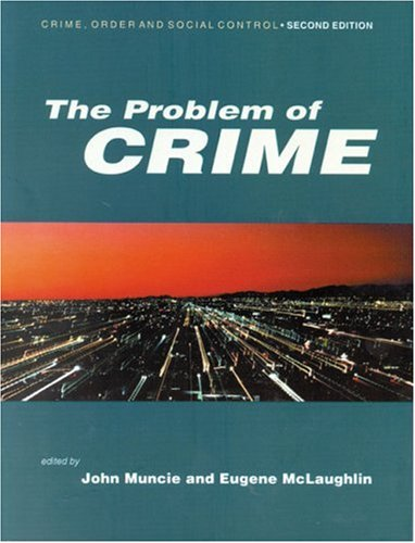 The Problem of Crime 9780761969709
