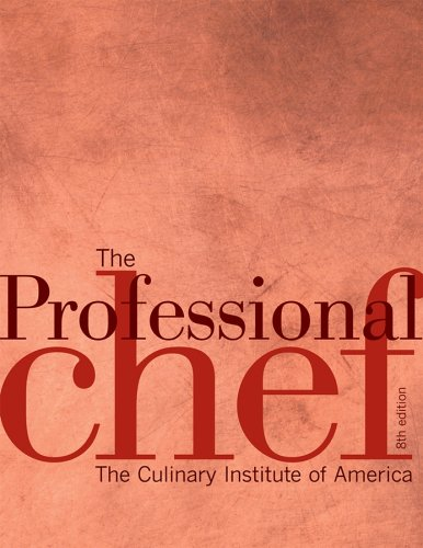 The Professional Chef 9780764557347
