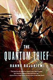The Quantum Thief (Jean le Flambeur) 22318819