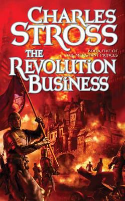 The Revolution Business 9780765355904