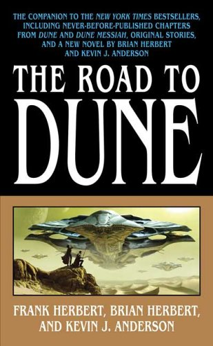 The Road to Dune 9780765353702