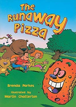 The Runaway Pizza 9780763567842