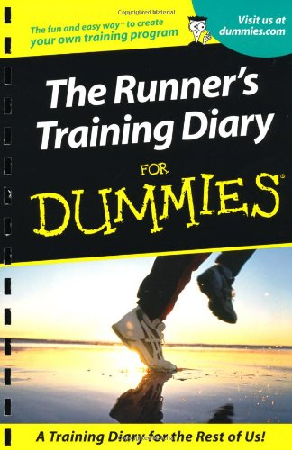 Runners Training Diary for Dummies 9780764553387
