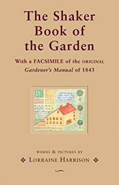 The Shaker Book of the Garden 9780764157110