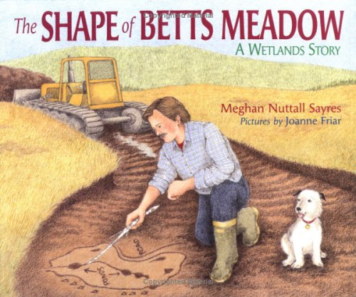 The Shape of Betts Meadow 9780761321156