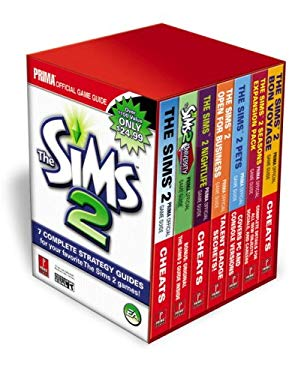 The Sims 2: 7 Complete Strategy Guides for Your Favorite the Sims 2 Games!