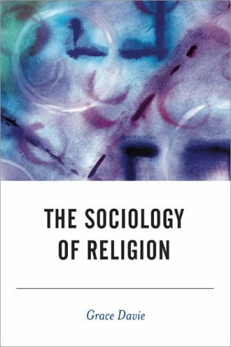 The Sociology of Religion 9780761948926