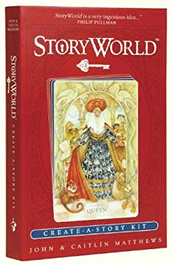 The Storyworld Box Cards: Create-A-Story Kit 9780763645458