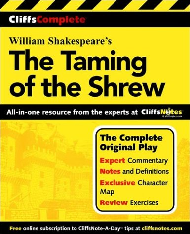 The Taming of the Shrew 9780764587290