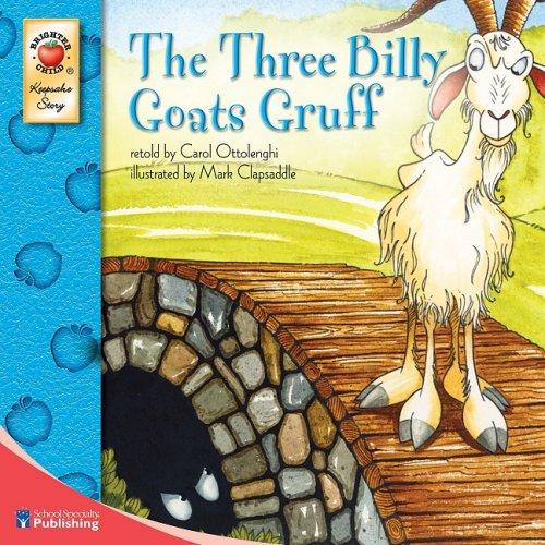 The Three Billy Goats Gruff 9780769658681
