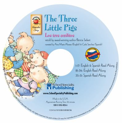 The Three Little Pigs 9780769648262