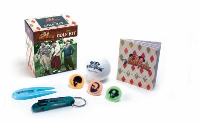 The Three Stooges Golf Kit 9780762440115