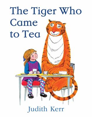 The Tiger Who Came to Tea 9780763645632