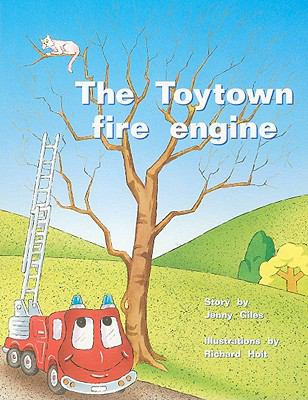 The Toytown Fire Engine 9780763560027