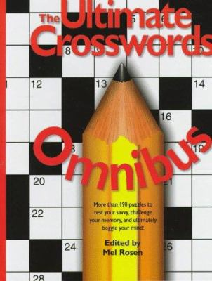 The Ultimate Crosswords Omnibus 9780762401826