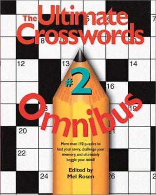 The Ultimate Crosswords Omnibus Volume 2 9780762403899