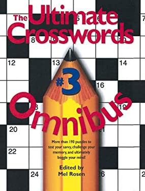 The Ultimate Crosswords Omnibus Volume 3