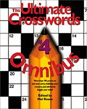 The Ultimate Crosswords Omnibus Volume 4 9780762408788