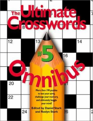 The Ultimate Crosswords Omnibus Volume 5 9780762412761