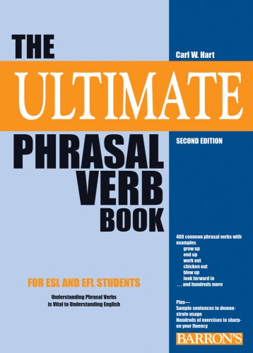 The Ultimate Phrasal Verb Book 9780764141201