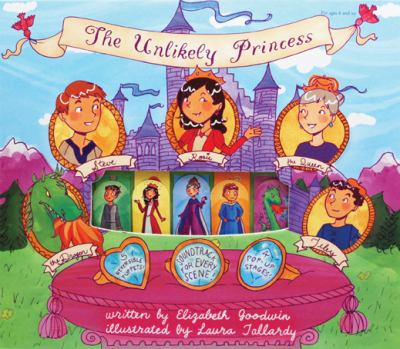 The Unlikely Princess Puppet Theater 9780769660257