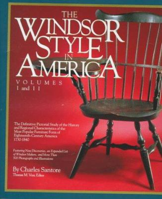 The Windsor Style in America: Volumes I & II 9780762401901