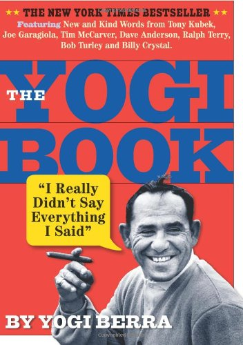 The Yogi Book 9780761154433