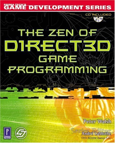 The Zen of Direct3D Game Programming [With CDROM] 9780761534297