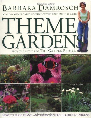 Theme Gardens 9780761121374
