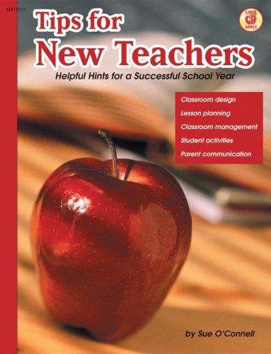 Tips for New Teachers 9780768207293