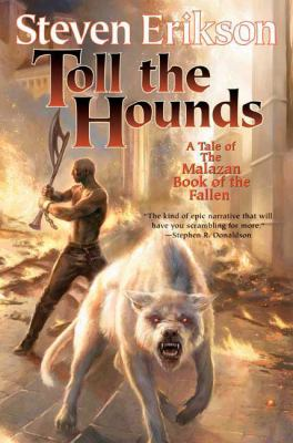 Toll the Hounds 9780765310088