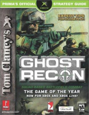 Tom Clancy's Ghost Recon (Prima's Official Strategy Guide) Mike Searle