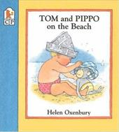 Tom and Pippo on the Beach