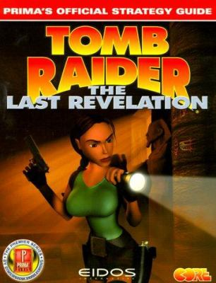 Tomb Raider: The Last Revelation 9780761526049