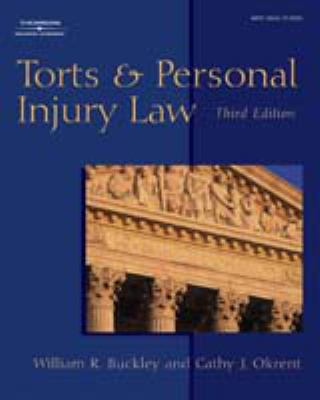 Torts & Personal Injury Law 9780766847613