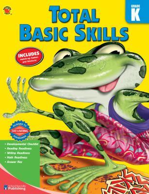 Total Basic Skills, Grade K 9780769684901