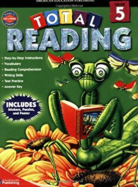 Total Reading, Grade 5 [With Stickers and Poster and Puzzles]