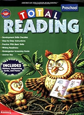 Total Reading, Preschool 9780769638799