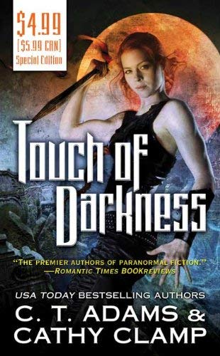 Touch of Darkness 9780765365118