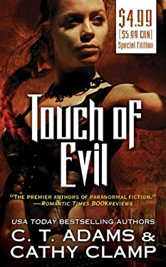 Touch of Evil 9780765365132