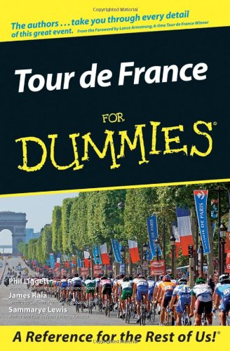 Tour de France for Dummies 9780764584497