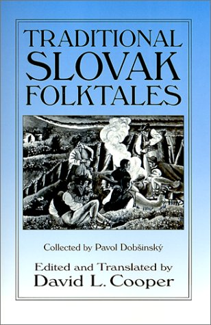 Traditional Slovak Folktales 9780765607195