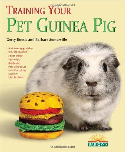 Training Your Pet Guinea Pig 9780764146251