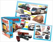 Trains Vehicle Play Set [With Sticker(s) and
