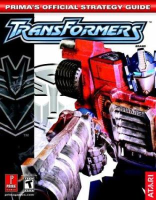 Transformers: Prima's Official Strategy Guide 9780761542018