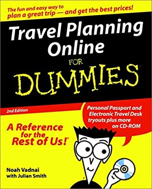 Travel Planning Online for Dummies. [With CDROM] 9780764506727